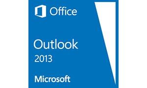 Office Outlook 2013 ダウンロード版