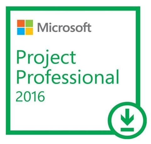 Project Professional 2016 ダウンロード版