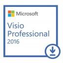 Visio Professional 2016 ダウンロード版